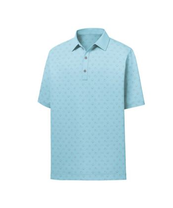 Polo Masc FootJoy Weather Print