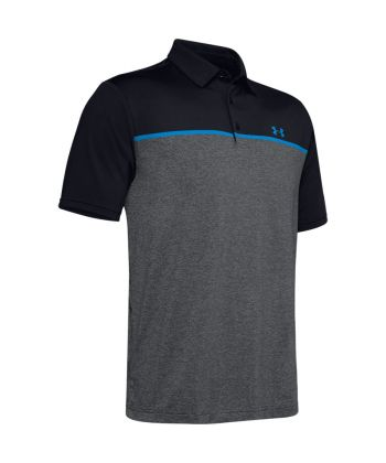 Polo Masc Under Armour Playoff Color Block
