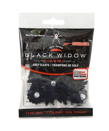 Spikes Black Widow Metal Thread c/22