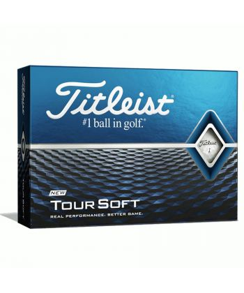 Bolas Titleist Tour Soft c/12
